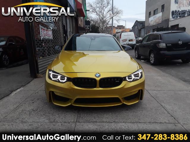 2015 BMW M4 Coupe