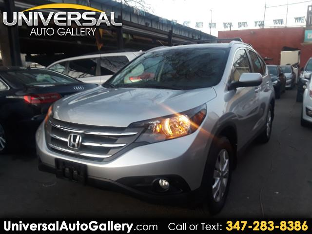 Honda CR-V EX-L 4WD 5-Speed AT 2012