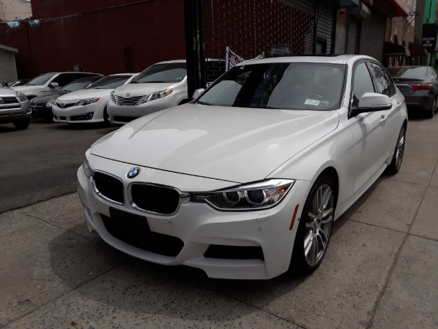 2013 BMW 3-Series 335i xDrive Sedan