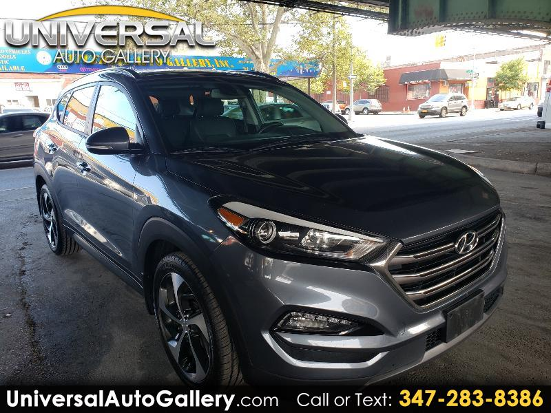 2016 Hyundai Tucson Limited w/Ultimate Package AWD