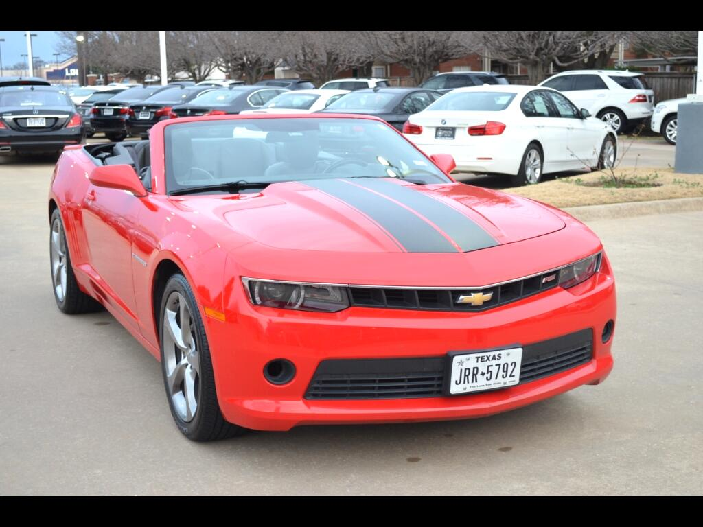 2015 Chevrolet Camaro For Sale in Dallas, TX - CarGurus