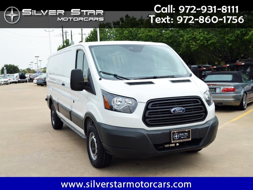 "2018 Ford Transit Van T-250 148"" Low Rf 9000 GVWR Swing-Out RH Dr"