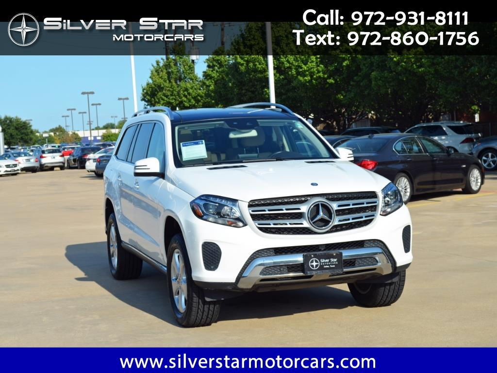 2017 Mercedes-Benz GLS GLS450 4 Matic SUV with 3.0L Turbocharged