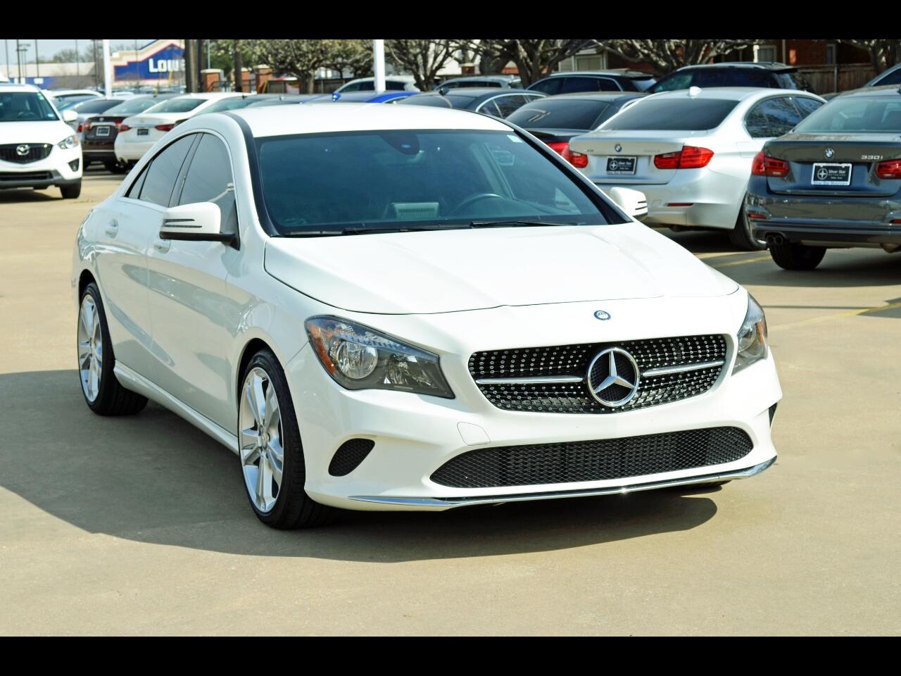 Mercedes-Benz CLA CLA 250 Coupe 2017