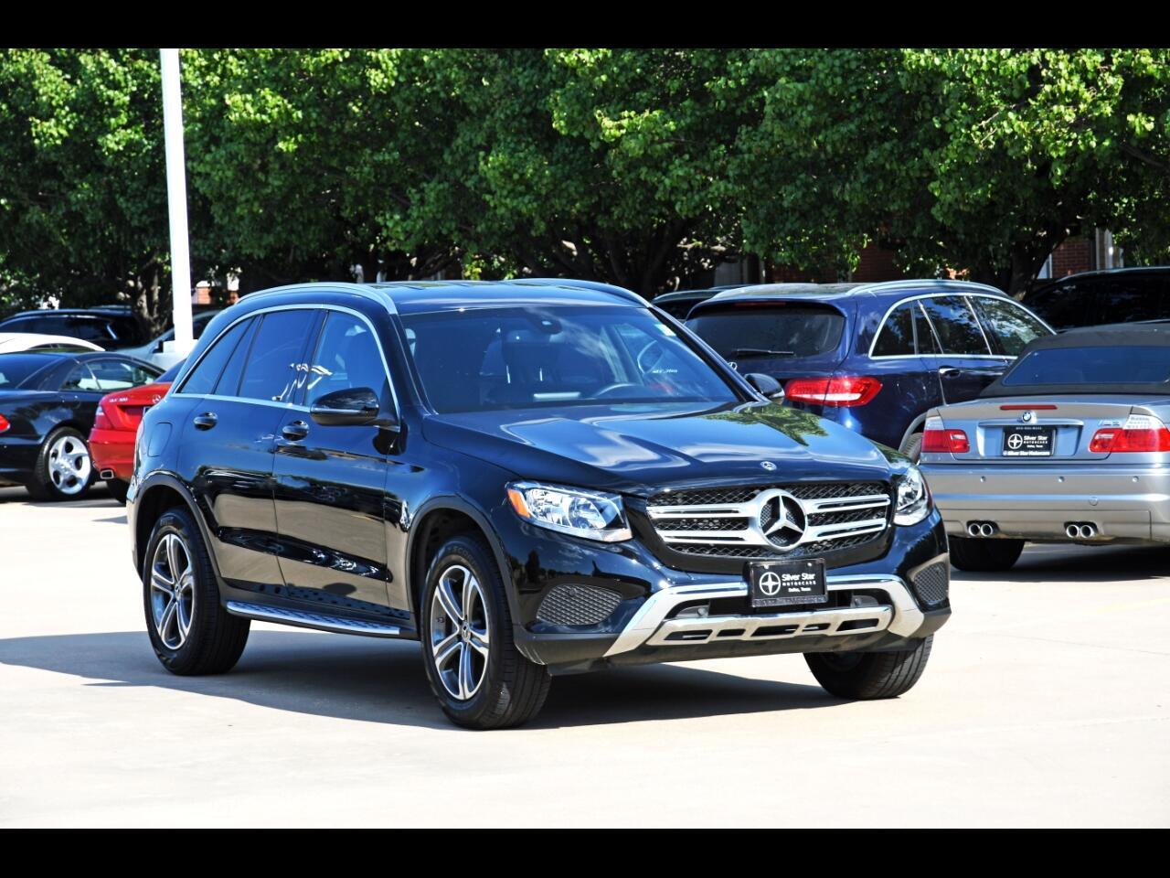 Mercedes-Benz GLC GLC 300 SUV 2019