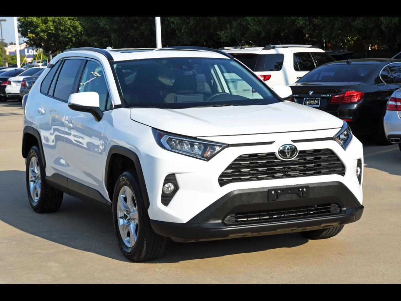 Used 2019 Toyota Rav4 Xle Fwd Natl For Sale In Dallas Tx 75252