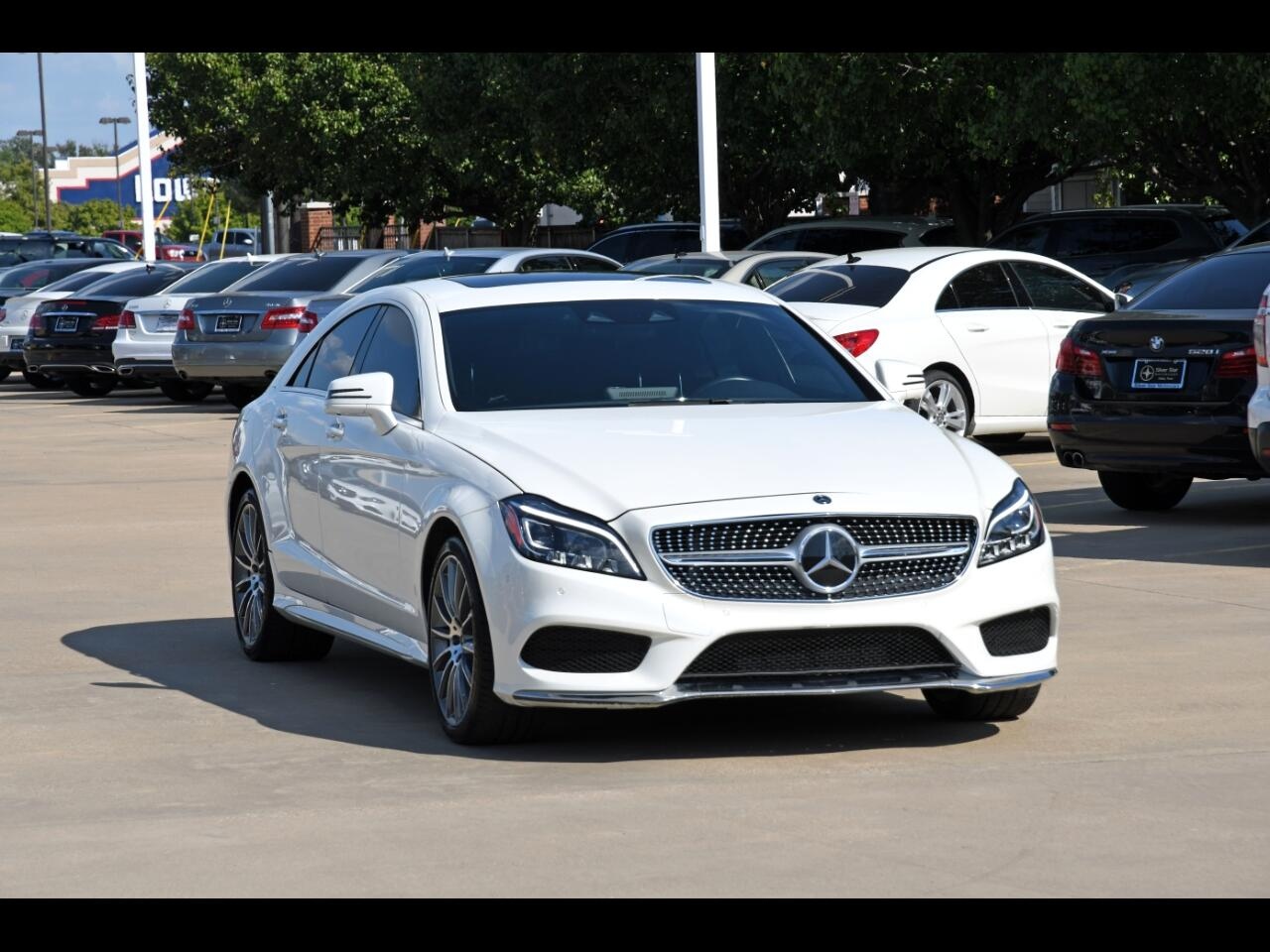 Mercedes-Benz CLS CLS 550 Coupe 2018