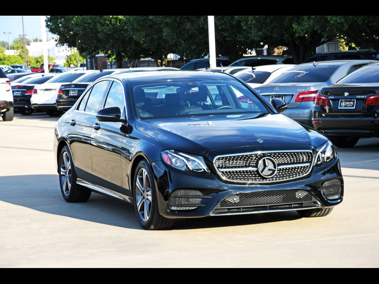 Mercedes-Benz E-Class E 300 RWD Sedan 2019