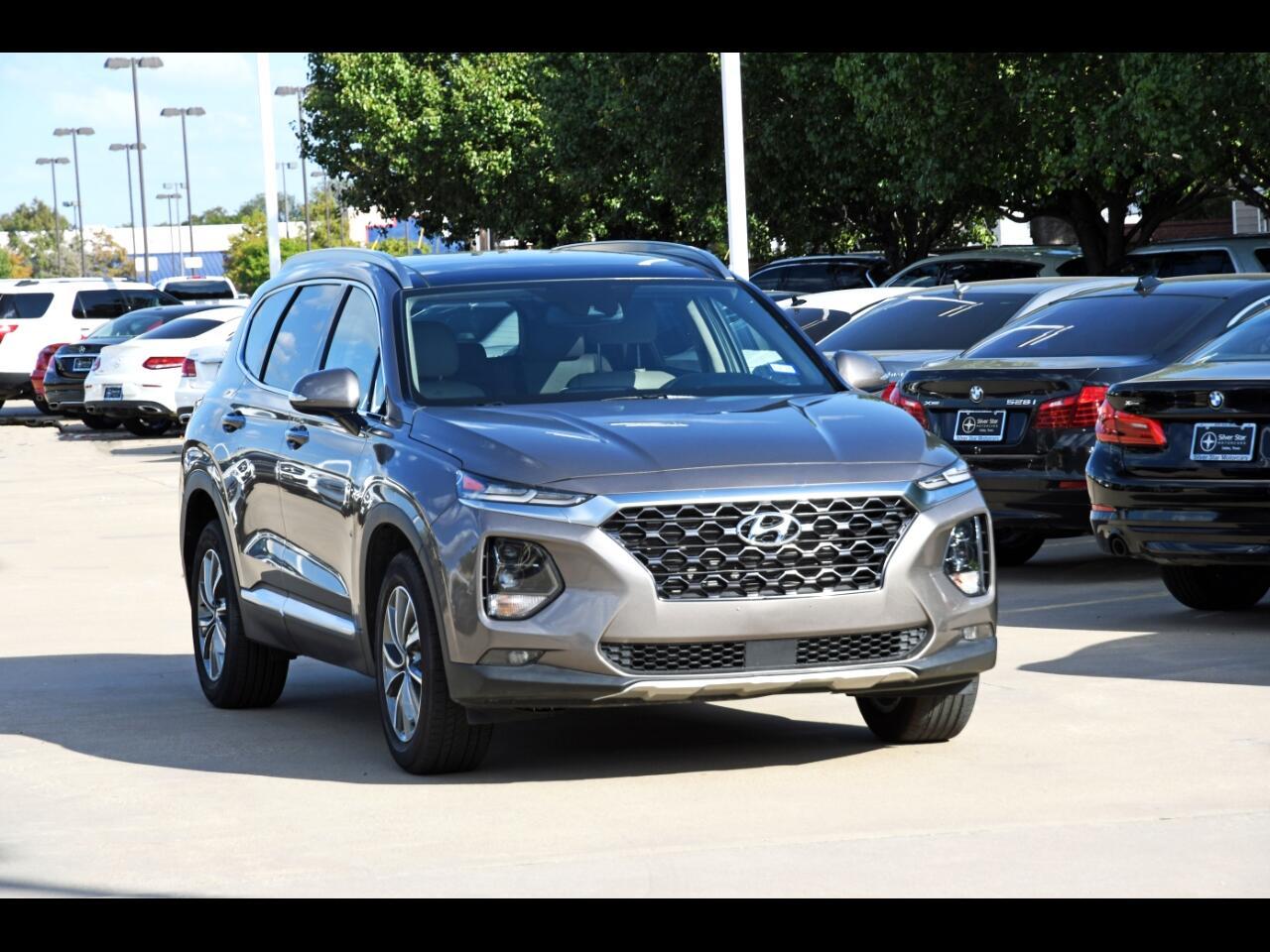 Hyundai Santa Fe Limited 2.4L Auto FWD 2019