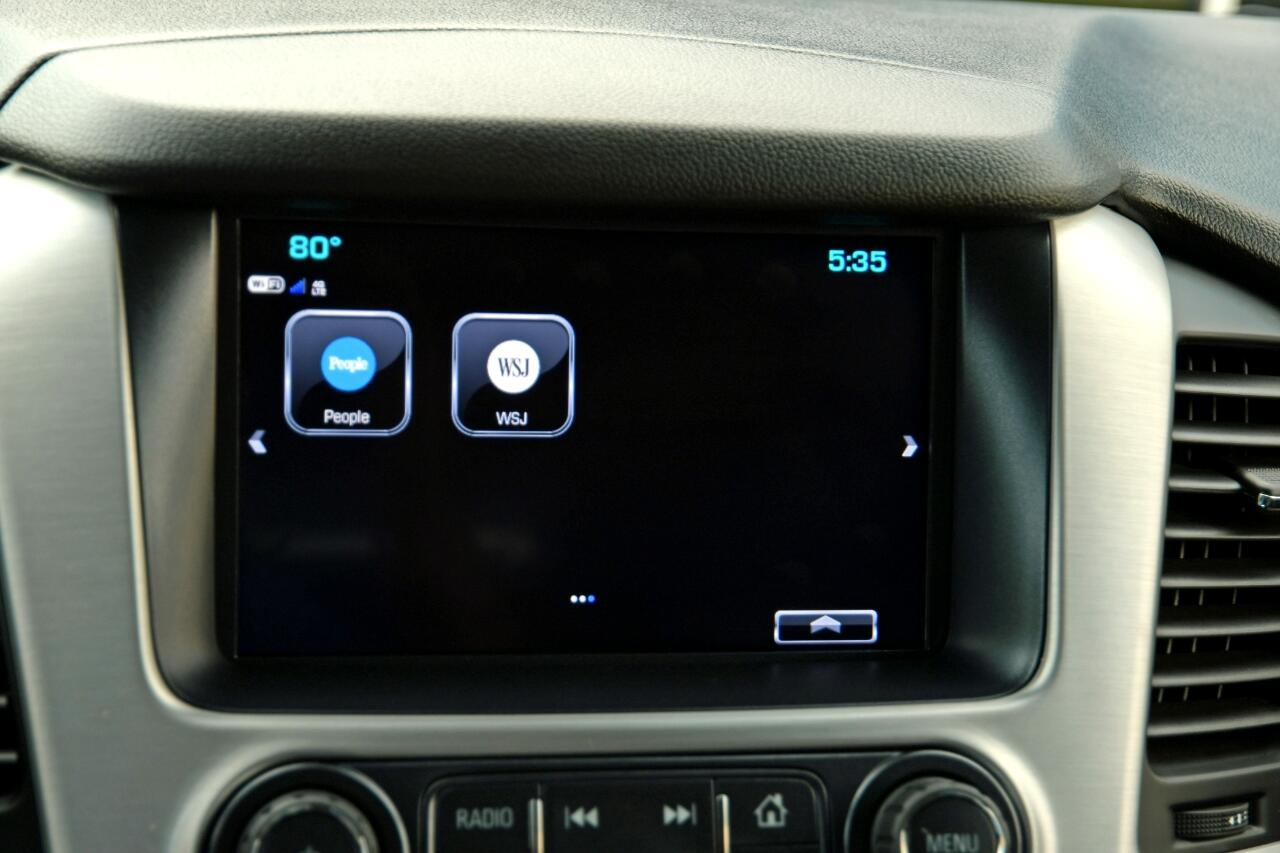 GMC Yukon XL 4WD 4dr SLT 2019
