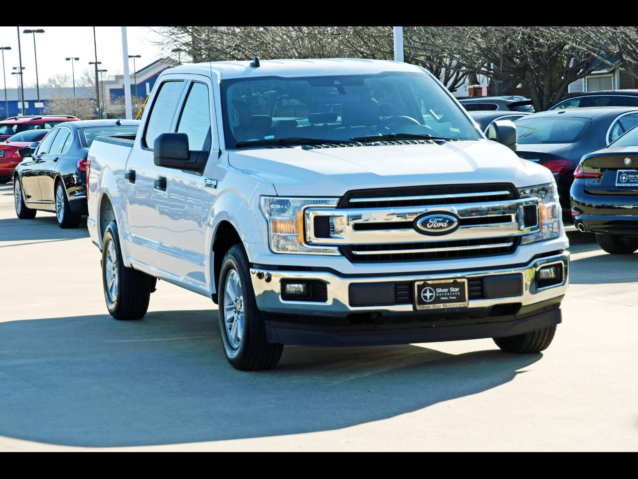 "Ford F-150 2WD SuperCrew 157"" XLT 2019"