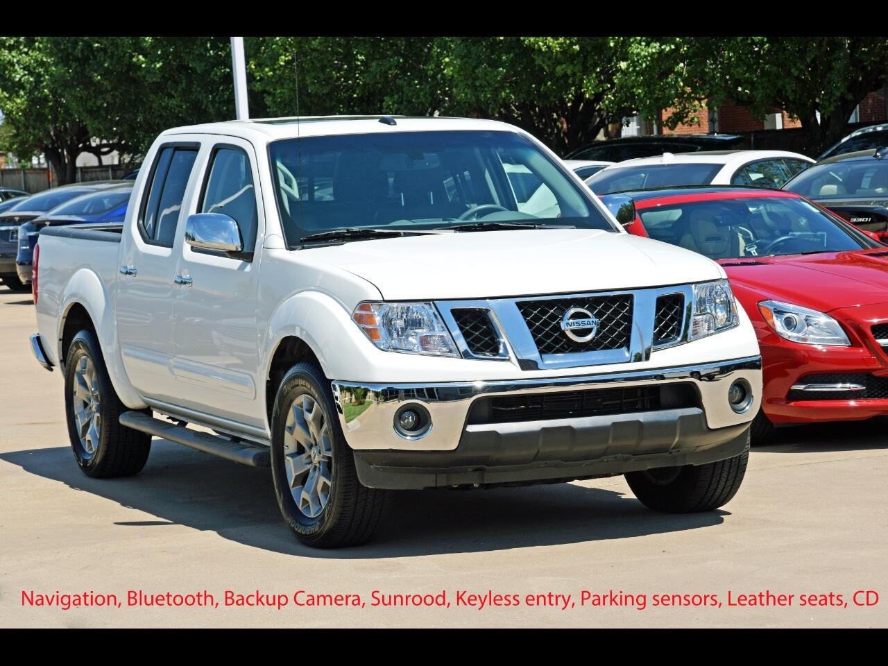 Nissan Frontier Crew Cab 4x2 SL Auto *Ltd Avail* 2019