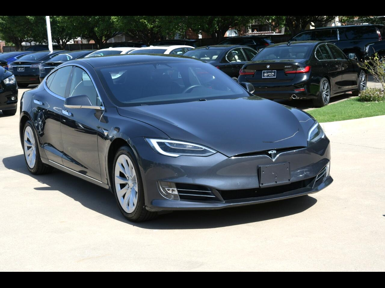 Tesla Model S 4dr Sdn AWD 70D 2018