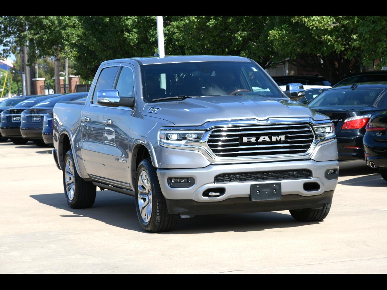 "RAM 1500 4WD Crew Cab 140.5"" Laramie Longhorn 2020"