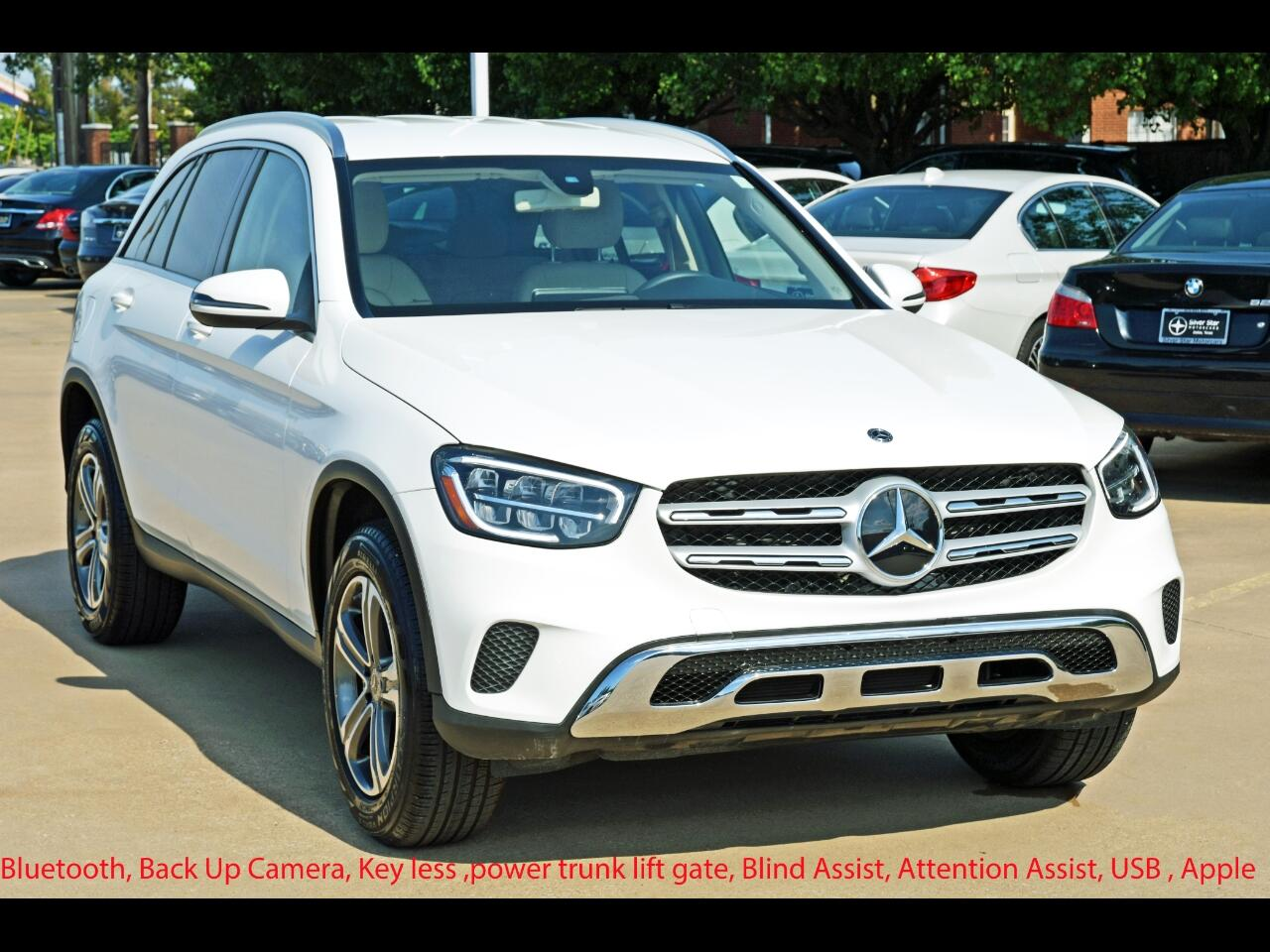 Mercedes-Benz GLC GLC 300 4MATIC SUV 2020