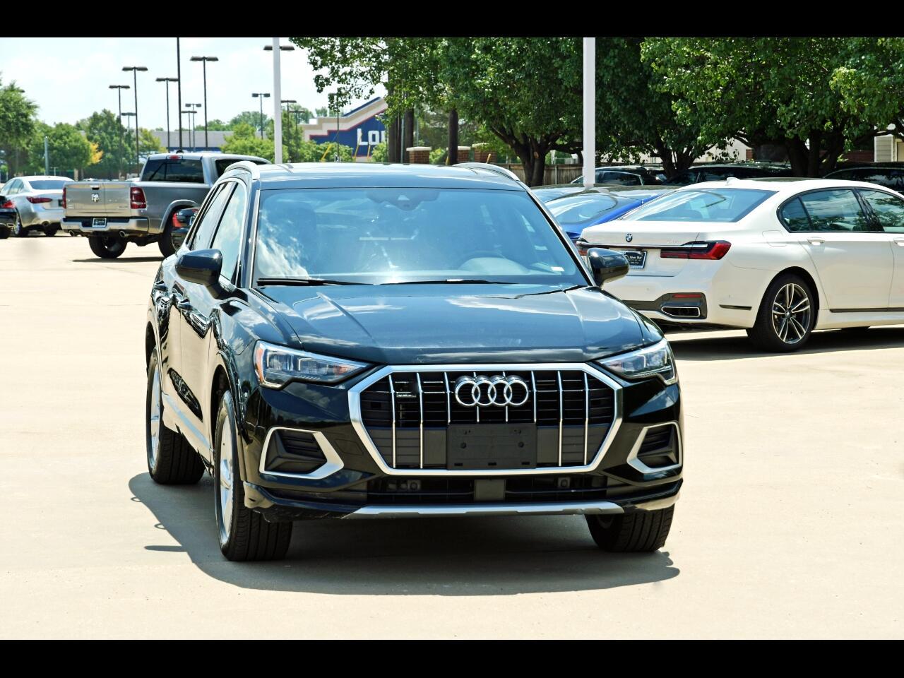 Audi Q3 Premium 45 TFSI quattro 2020