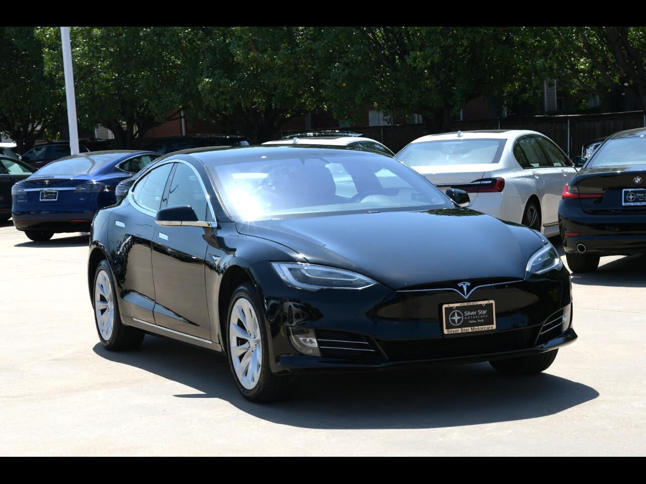 Tesla Model S 4dr Sdn AWD 70D 2018
