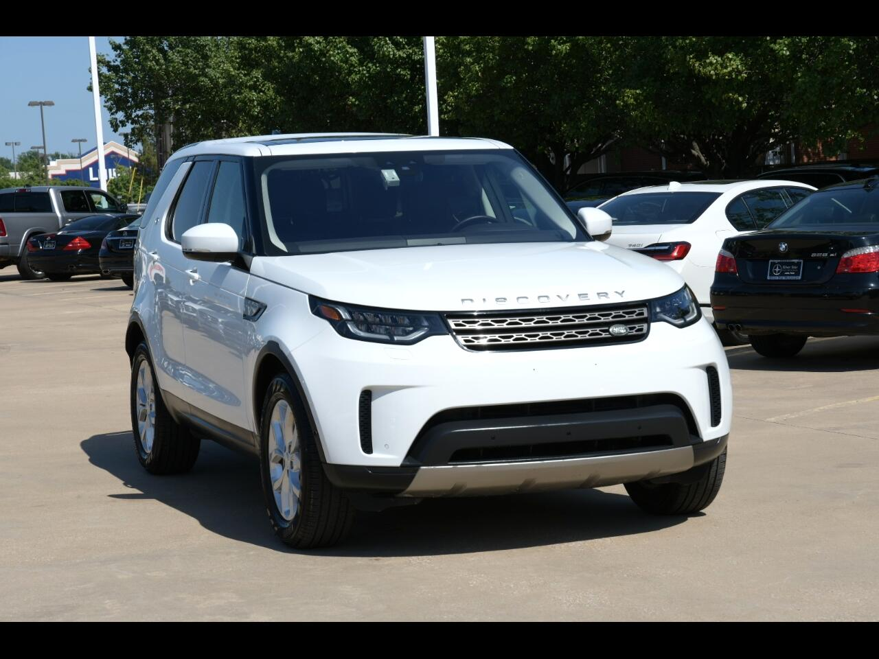 Land Rover Discovery SE V6 Supercharged 2020