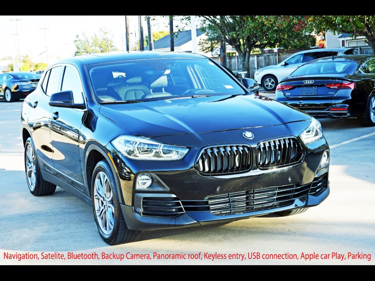 BMW X2 sDrive28i Sports Activity Vehicle 2020