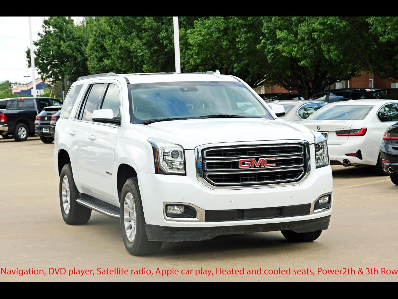 GMC Yukon 4WD 4dr SLT 2020