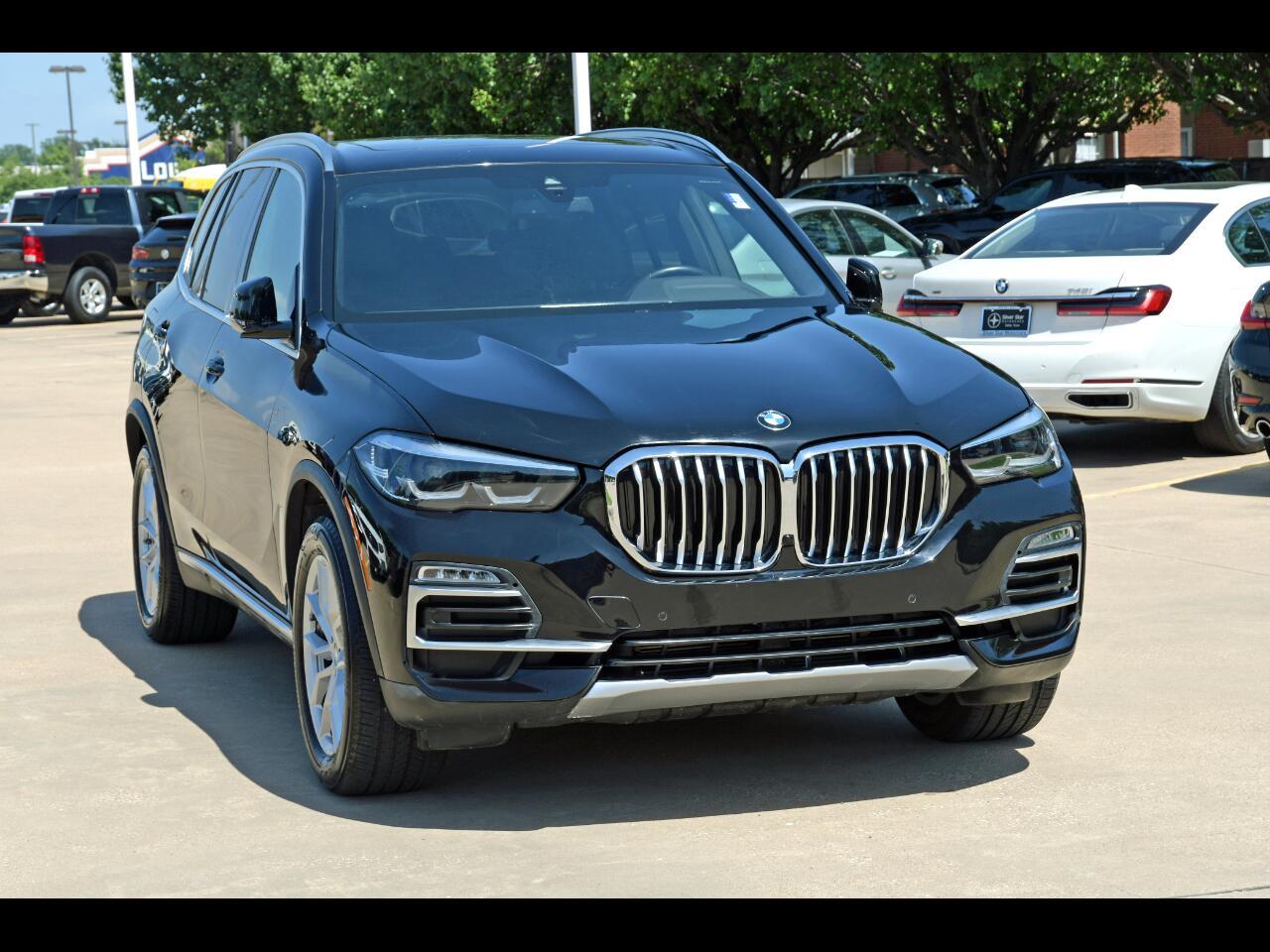 BMW X5 xDrive40i Sports Activity Vehicle 2020