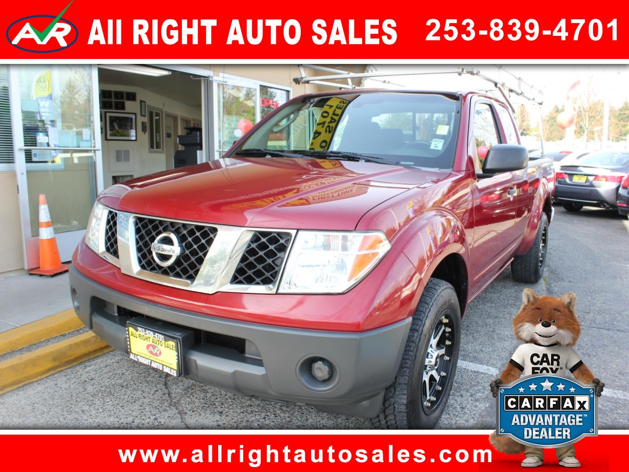 2008 Nissan Frontier XE King Cab 2WD