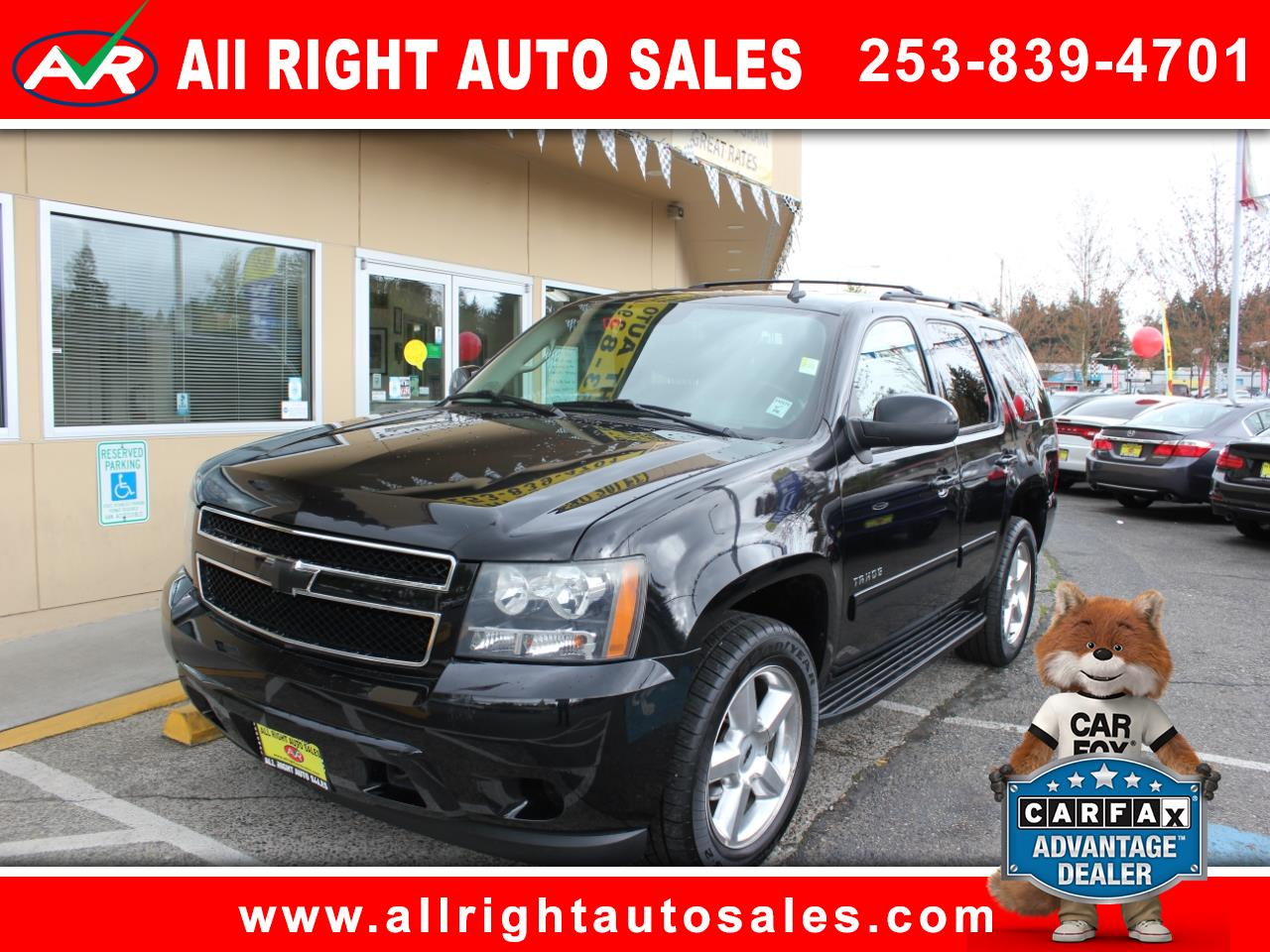 2011 Chevrolet Tahoe 1500 4dr 4WD