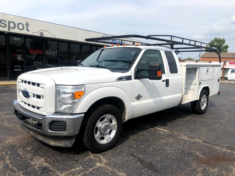 2012 Ford F-350 SD XLT SuperCab Long Bed 2WD