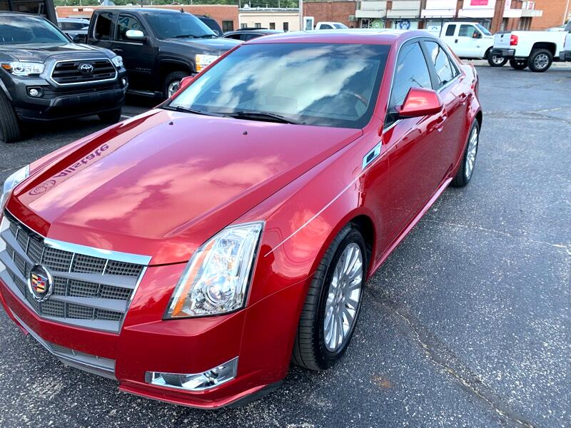 Cadillac CTS 3.6L Premium AWD 2011