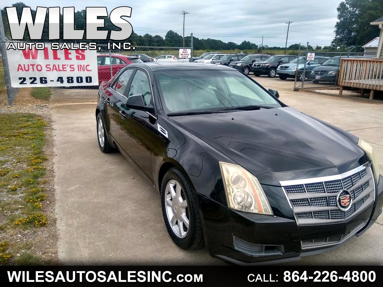 2008 Cadillac CTS 3.6L SFI