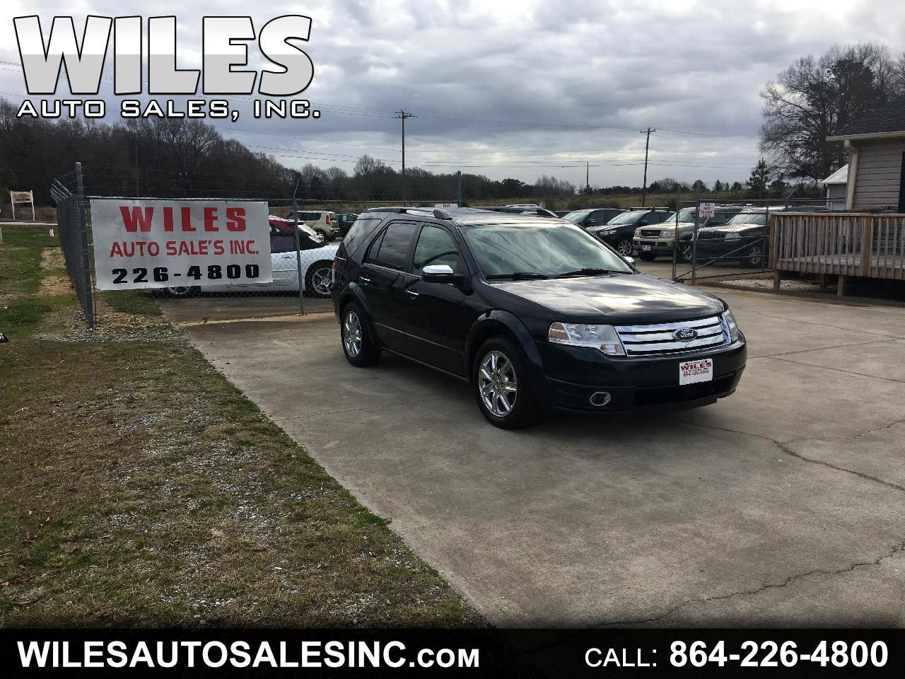 Ford Taurus X Limited AWD 2008