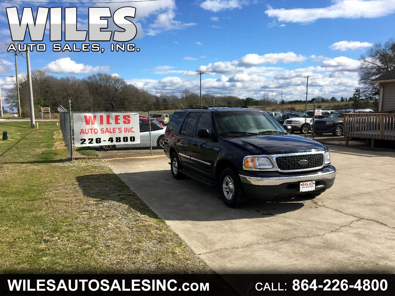 Ford Expedition XLT 2WD 2001