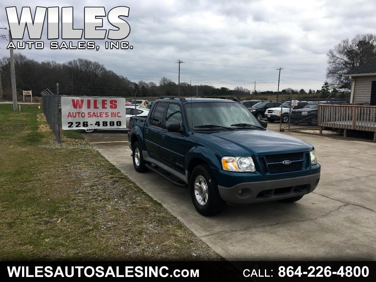 Ford Explorer Sport Trac 2WD 2001