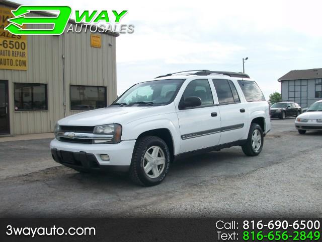 2002 Chevrolet TrailBlazer EXT LT 4WD