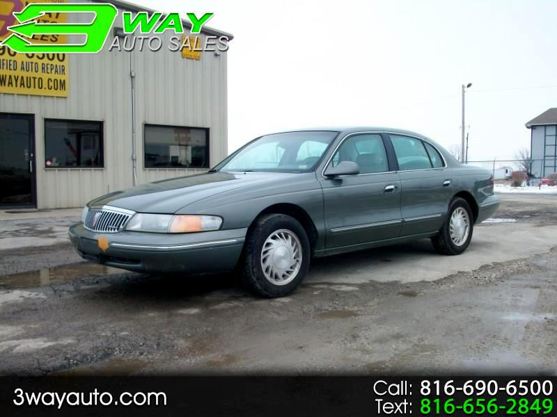 Lincoln Continental Base 1997