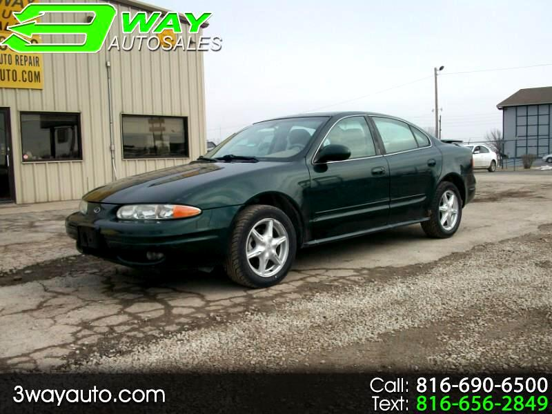 2002 Oldsmobile Alero GL1 Sedan