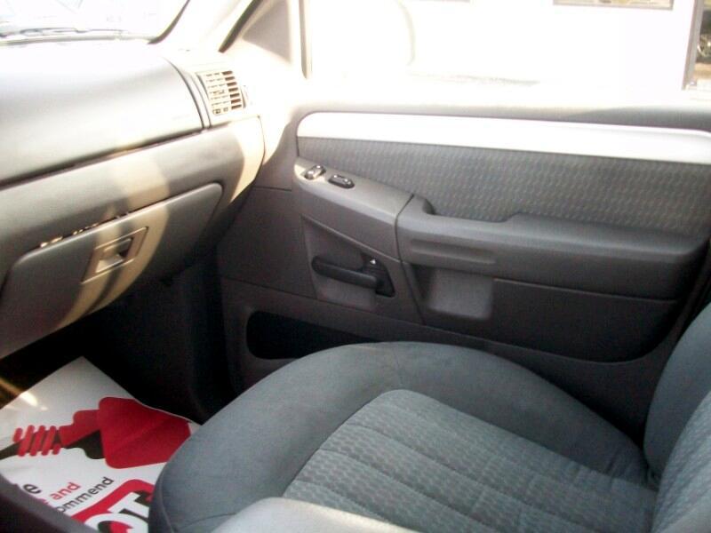 2002 Mercury Mountaineer AWD