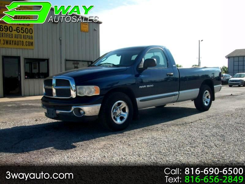 2002 Dodge Ram 1500 SLT Long Bed 2WD