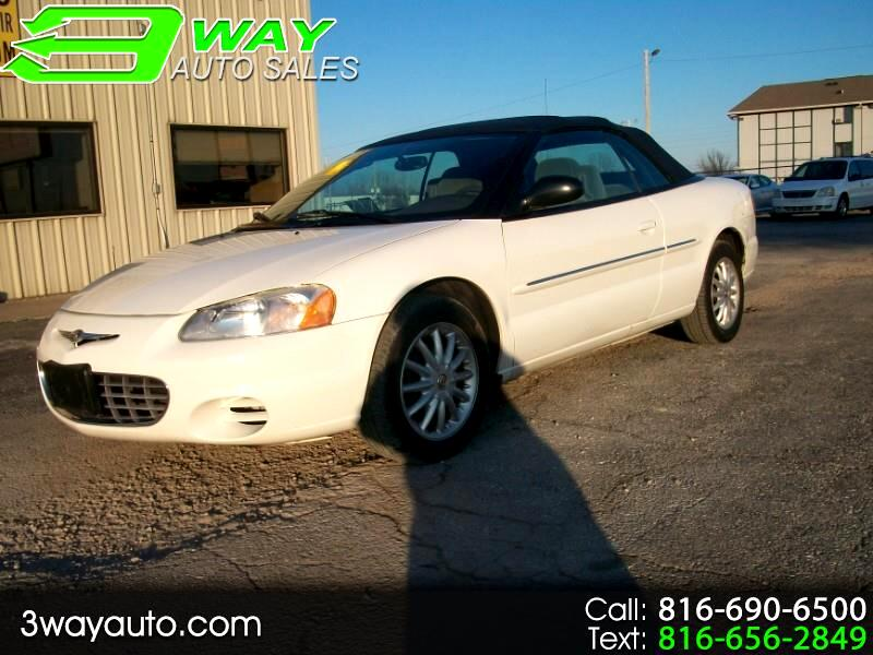 Chrysler Sebring LX Convertible 2002