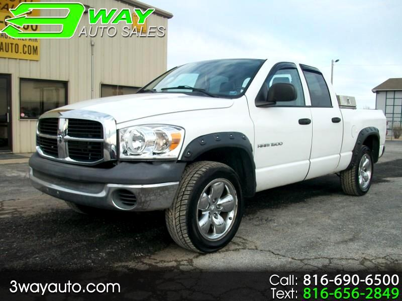 Dodge Ram 1500 TRX4 Off Road Quad Cab 2007
