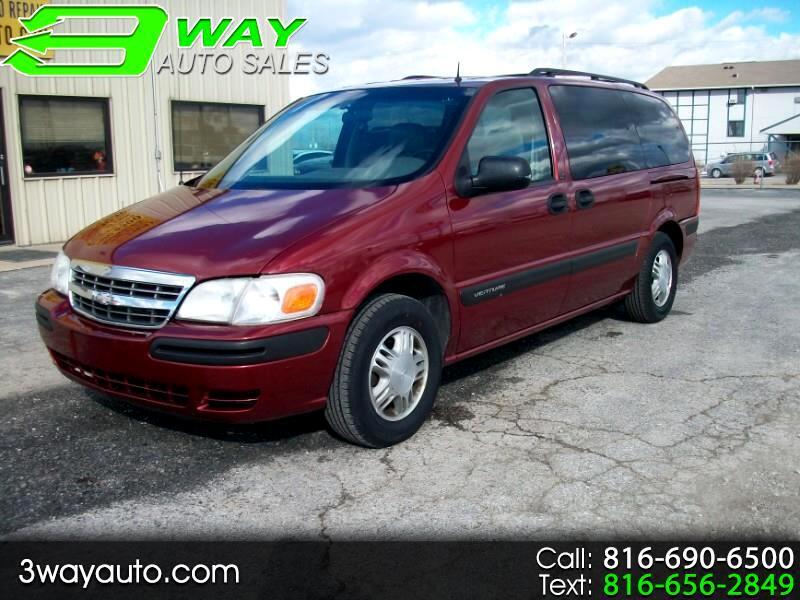 Chevrolet Venture Extended Wheelbase Plus 2002