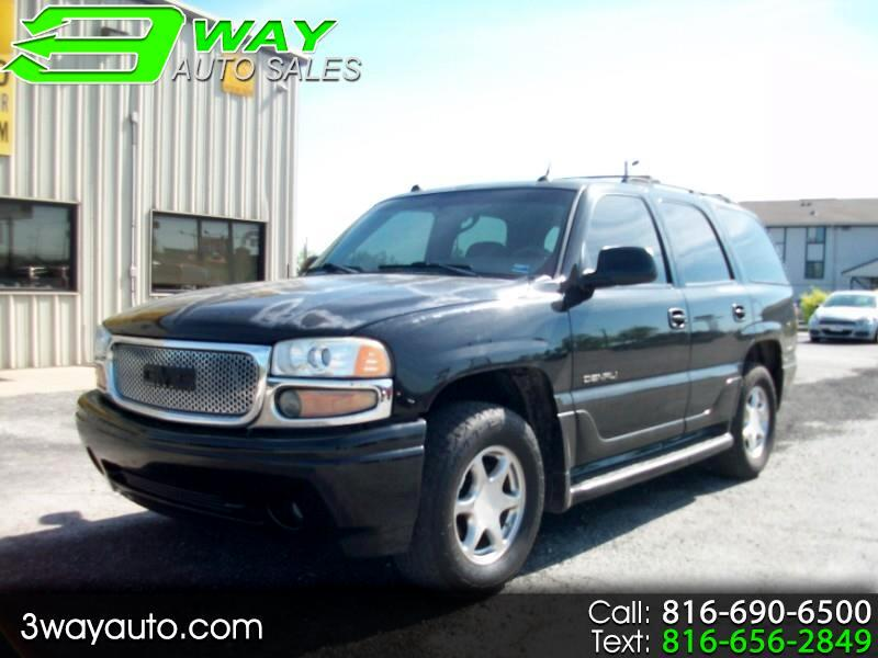 GMC Yukon Denali Base 2005