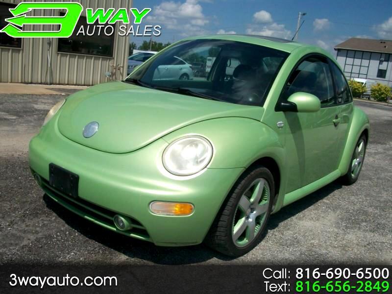 Volkswagen New Beetle GLS 1.8L 2003
