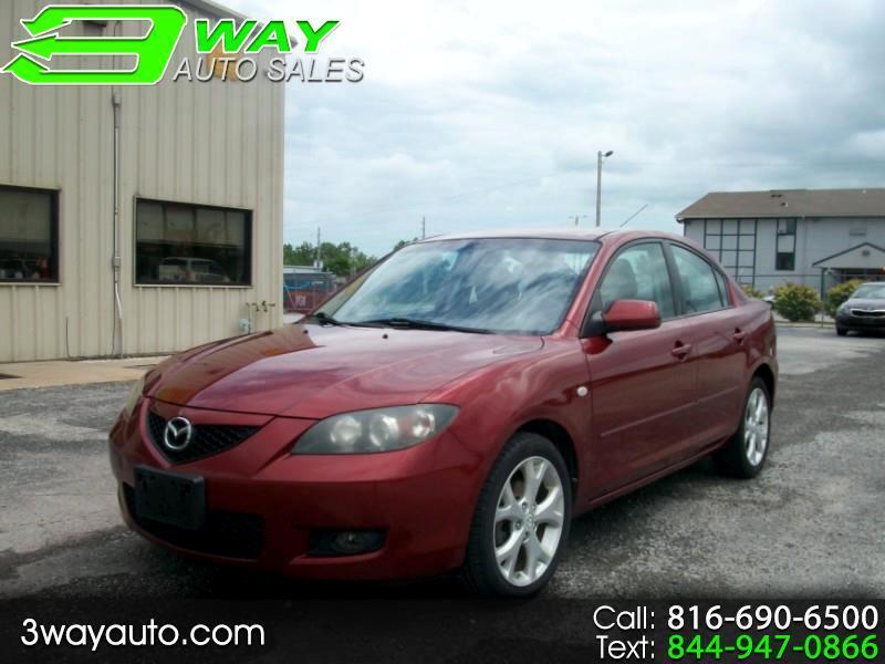 Mazda MAZDA3 i Sport 4-Door 2008