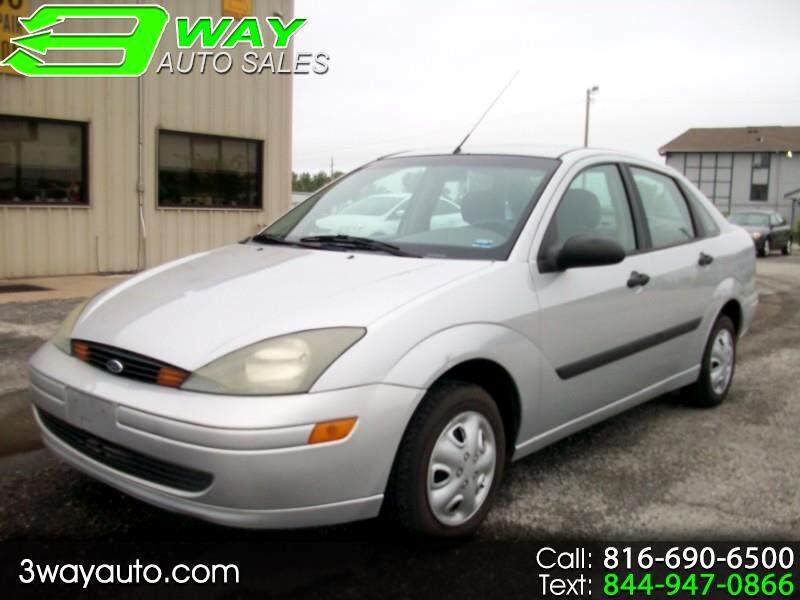 Ford Focus LX 2003