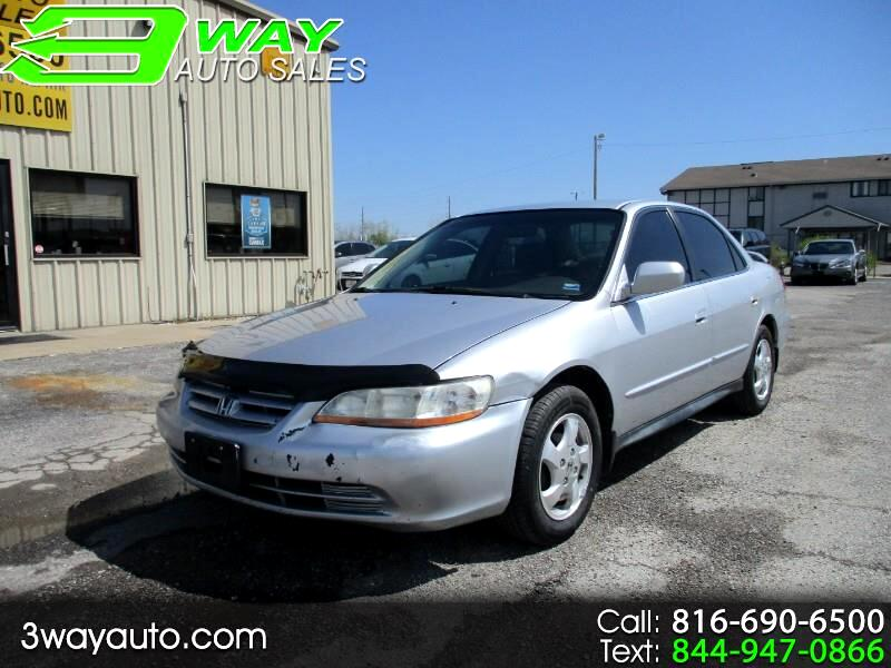 Honda Accord LX sedan 2002