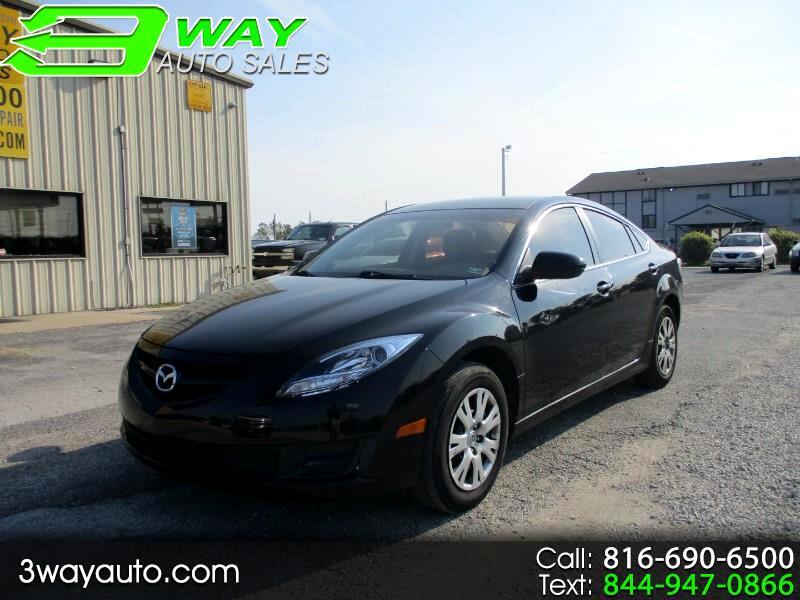 Mazda MAZDA6 i Touring 2011