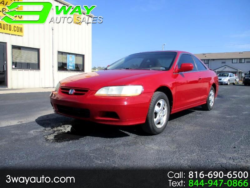 Honda Accord EX coupe 2002