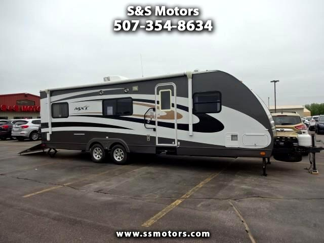 2009 KZ Recreational Vehicles Coyote MXT, Coyote Sport Travel Trailer Toy Hauler