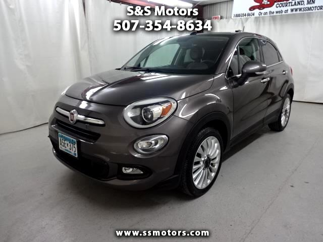 2016 Fiat 500x FWD 4dr Lounge